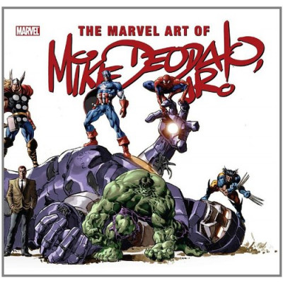 The Marvel Art of Mike Deodato [Hardcover]