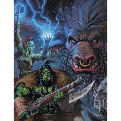 Комикс DC Comics World of Warcraft: Bloodsworn [Paperback, Hardcover]