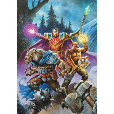Комикс DC Comics World of Warcraft: Dark Riders [Hardcover]