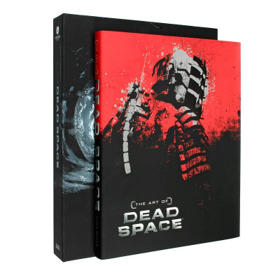 Art of Dead Space: Clamshell Edition [Hardcover]