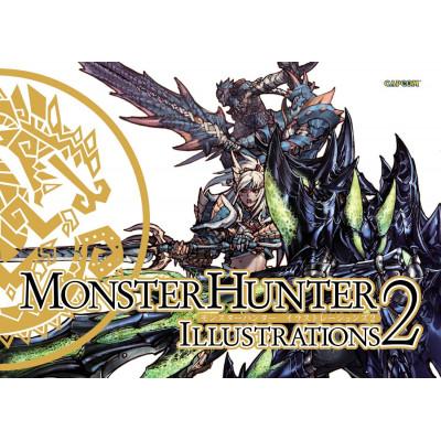 Артбук Udon Monster Hunter Illustrations 2 [Paperback]