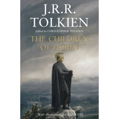 Артбук Houghton Mifflin Harcourt The Children of Hurin [Hardcover,Paperback]