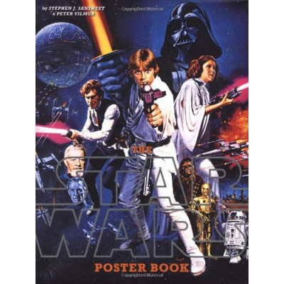The Star Wars Poster Book [Hardcover]