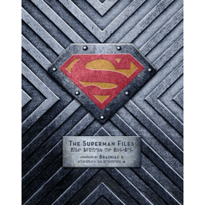Superman The Files [Hardcover]