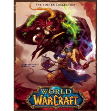 World of Warcraft: The Poster Collection [Paperback]