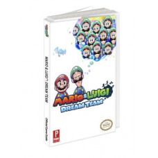 Mario & Luigi: Dream Team: Prima Official Game Guide [Paperback]