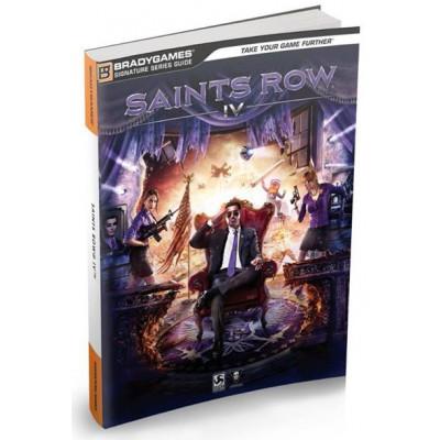 Руководство по игре BradyGames Saints Row IV Signature Series Strategy Guide [Paperback]
