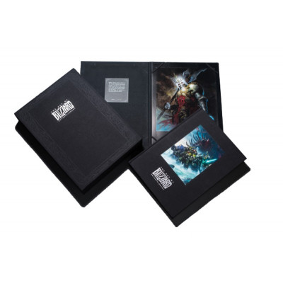 The Art of Blizzard Entertainment Deluxe Edition [Hardcover]