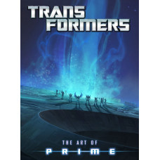 Transformers: Art of Prime [Hardcover]