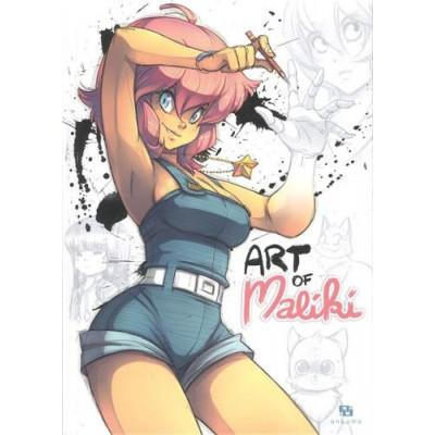 Art of Maliki [Hardcover]