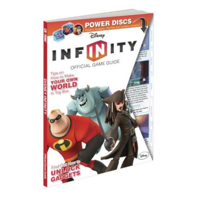 Disney Infinity: Prima Official Game Guide [Paperback]