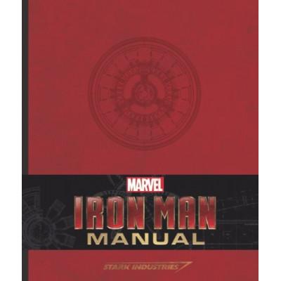 Iron Man Manual [Hardcover]