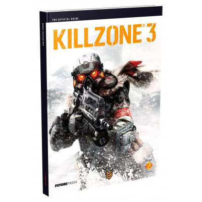 Руководство по игре Future Press Killzone 3: The Official Guide [Hardcover,Paperback]