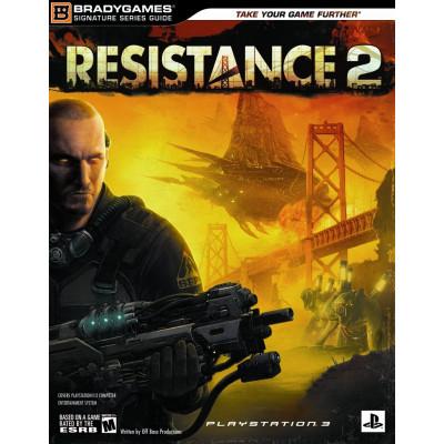 Руководство по игре BradyGames Resistance 2 Signature Series Guide [Paperback]