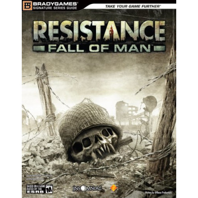 Resistance: Fall of Man Signature Series Guide [Paperback]