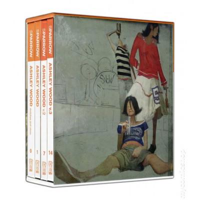 Sparrow Box Set: Ashley Wood [Hardcover]
