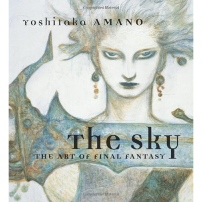 Артбук Dark Horse The Sky: The Art of Final Fantasy Slipcased Edition [Hardcover]