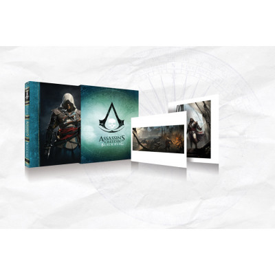 Art of Assassin's Creed IV Black Flag Limited Edition [Hardcover]
