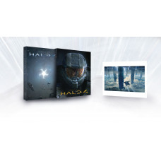 Awakening: The Art of Halo 4 Limited Edition [Hardcover]