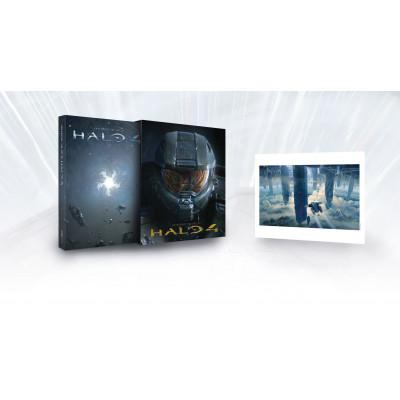 Awakening: The Art of Halo 4 Limited Edition [Hardcover]