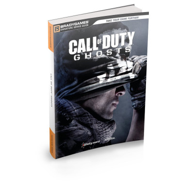 Руководство по игре BradyGames Call of Duty Ghosts Signature Series Guide [Paperback]