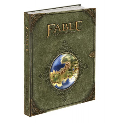Fable Anniversary: Prima Official Game Guide [Hardcover]