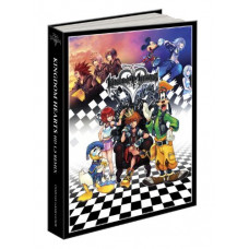 Kingdom Hearts HD 1.5 Remix: Prima Official Game Guide [Hardcover]