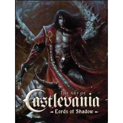 Артбук Titan Books The Art of Castlevania - Lords of Shadow [Hardcover]