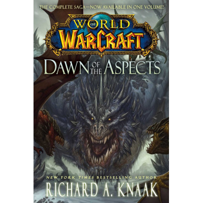 Книга Simon & Schuster World of Warcraft: Dawn of the Aspects [Paperback]
