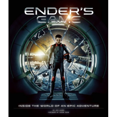 Артбук Insight Editions Ender's Game: Inside the World of an Epic Adventure [Hardcover]