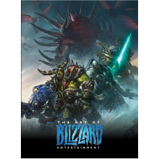 The Art of Blizzard Entertainment [Hardcover]