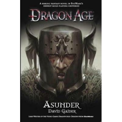 Книга Titan Books Dragon Age - Asunder [Paperback]