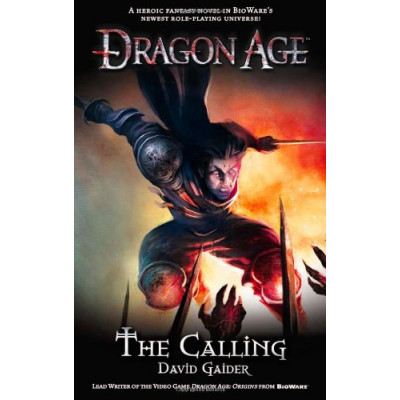 Книга Titan Books Dragon Age: Calling [Paperback]