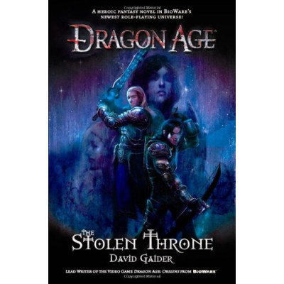 Dragon Age: Stolen Throne [Mass Market,Paperback]