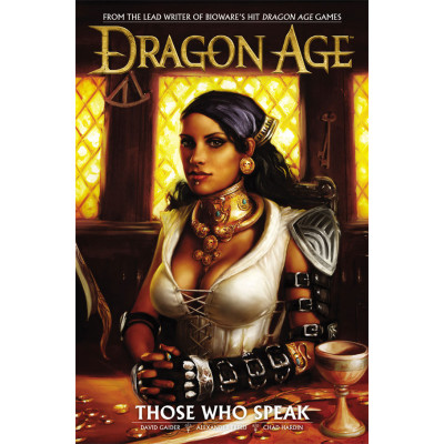 Комикс Dark Horse Dragon Age Volume 2: Those Who Speak [Hardcover]