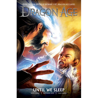 Комикс Dark Horse Dragon Age Volume 3: Until We Sleep [Hardcover]