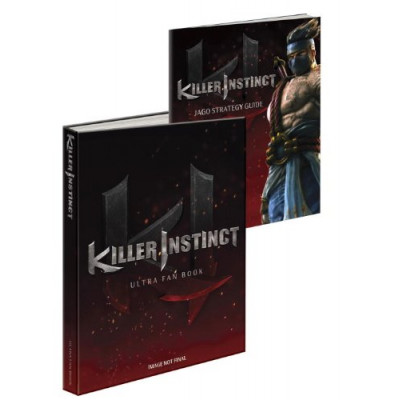Руководство по игре Prima Games Killer Instinct: Prima Official Game Guide [Hardcover]