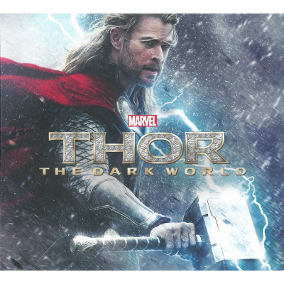 Артбук Marvel Marvel's Thor: The Dark World - The Art of the Movie [Hardcover]