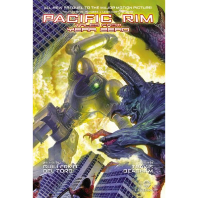Комикс Marvel Pacific Rim: Tales From Year Zero [Hardcover]