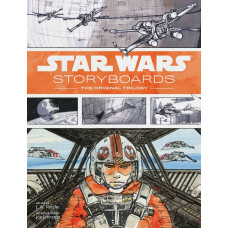 Star Wars Storyboards: The Original Trilogy [Hardcover]