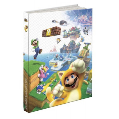 Super Mario 3D World Collector's Edition: Prima's Official Game Guide [Hardcover]
