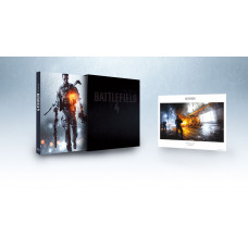 The Art of Battlefield 4: Limited Edition [Hardcover]