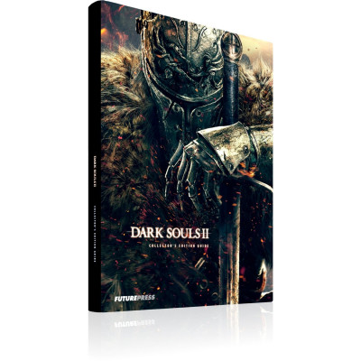 Dark Souls II Collector's Edition Strategy Guide [Hardcover]