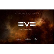 EVE: The Second Decade Collector's Edition Artbook [Hardcover]