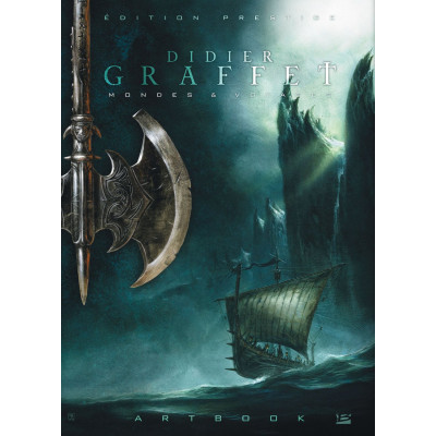 Артбук Mondes & Voyages: Artbook [Hardcover]
