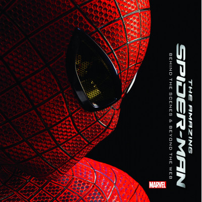 Артбук Marvel The Amazing Spider-Man: Behind the Scenes and Beyond the Web [Hardcover]