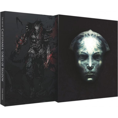 The Art of Castlevania Lords of Shadow Limited Edition [Hardcover]