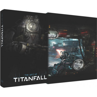The Art of Titanfall Limited Edition [Hardback]