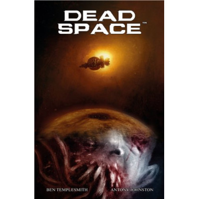 Книга Titan Books Dead Space [Paperback, Hardcover]