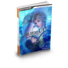 Final Fantasy X-X2 HD Remaster Official Strategy Guide [Paperback]